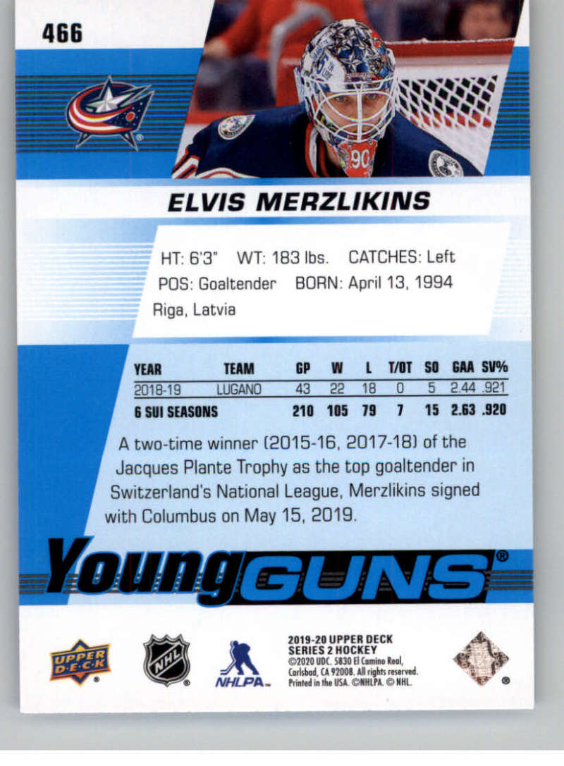 2019-20-Upper-Deck-Series-Two-NHL-Hockey-Cards-Base-or-Young-Guns-Pick-From-List miniature 349