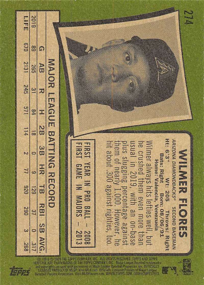 thumbnail 47 - 2020 Topps Heritage MLB Baseball Trading Cards Pick From List 251-500 W/Rookies