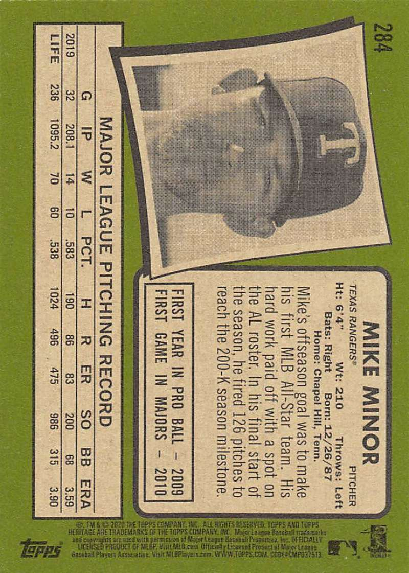 thumbnail 67 - 2020 Topps Heritage MLB Baseball Trading Cards Pick From List 251-500 W/Rookies