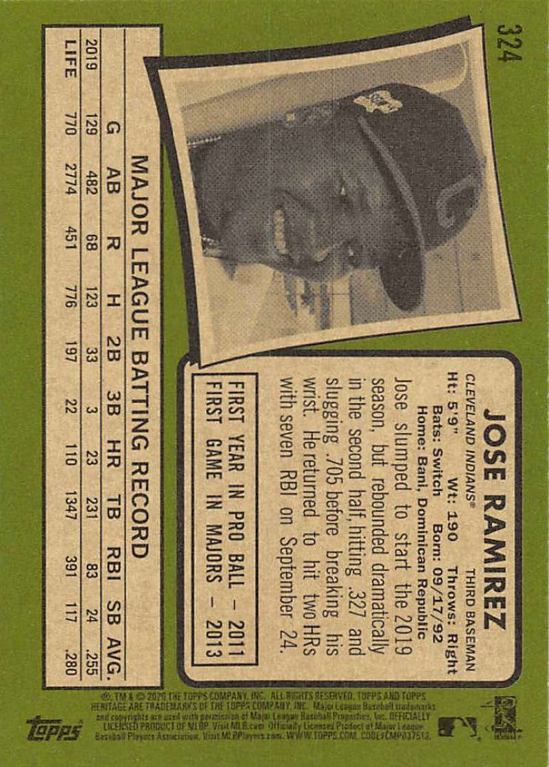 thumbnail 147 - 2020 Topps Heritage MLB Baseball Trading Cards Pick From List 251-500 W/Rookies