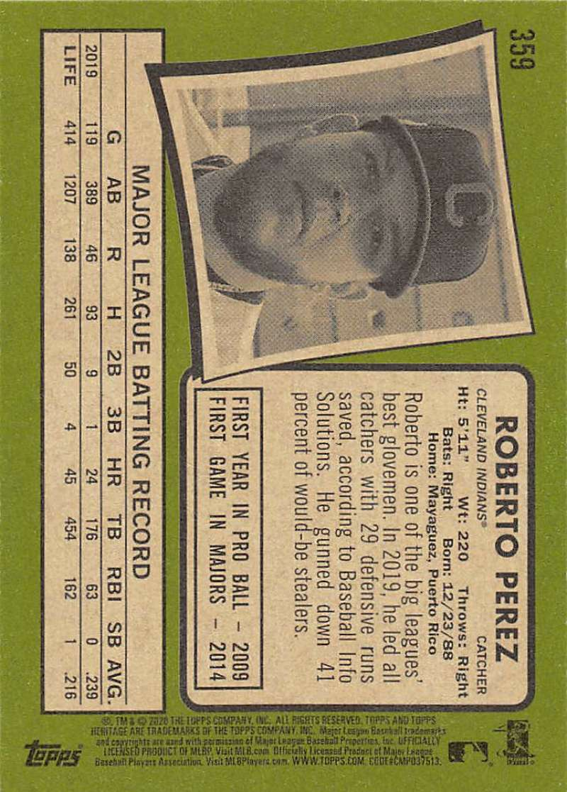 thumbnail 217 - 2020 Topps Heritage MLB Baseball Trading Cards Pick From List 251-500 W/Rookies