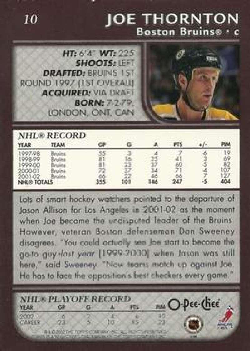 2002-03-O-Pee-Chee-02-03-OPC-NHL-Hockey-Trading-Cards-Pick-From-List-1-200 Indexbild 18
