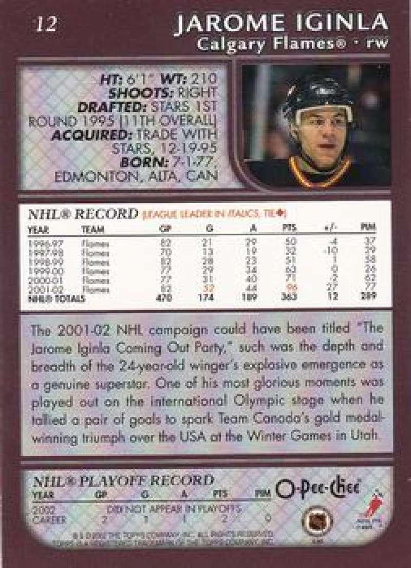 2002-03-O-Pee-Chee-02-03-OPC-NHL-Hockey-Trading-Cards-Pick-From-List-1-200 Indexbild 22