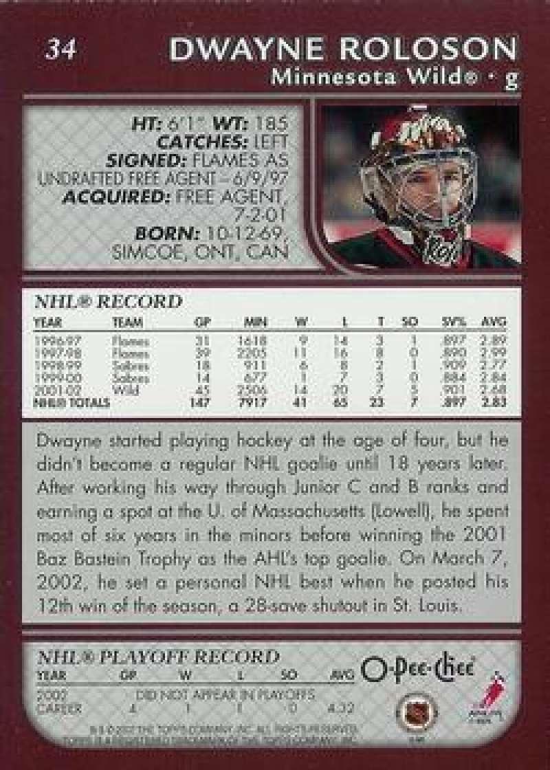 2002-03-O-Pee-Chee-02-03-OPC-NHL-Hockey-Trading-Cards-Pick-From-List-1-200 Indexbild 64