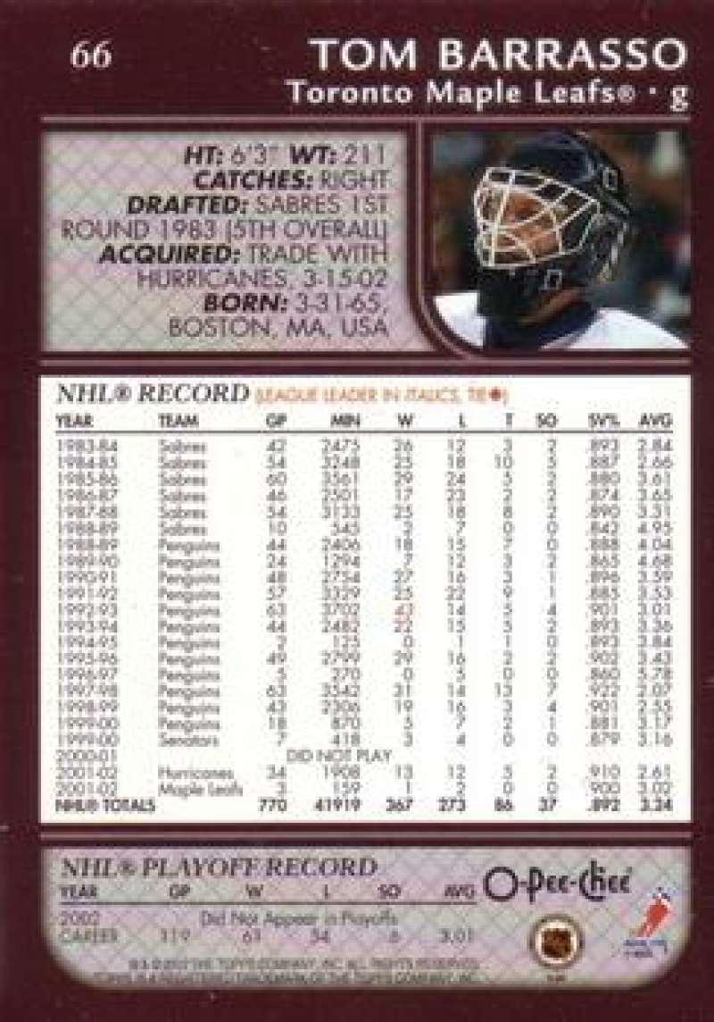 2002-03-O-Pee-Chee-02-03-OPC-NHL-Hockey-Trading-Cards-Pick-From-List-1-200 Indexbild 122