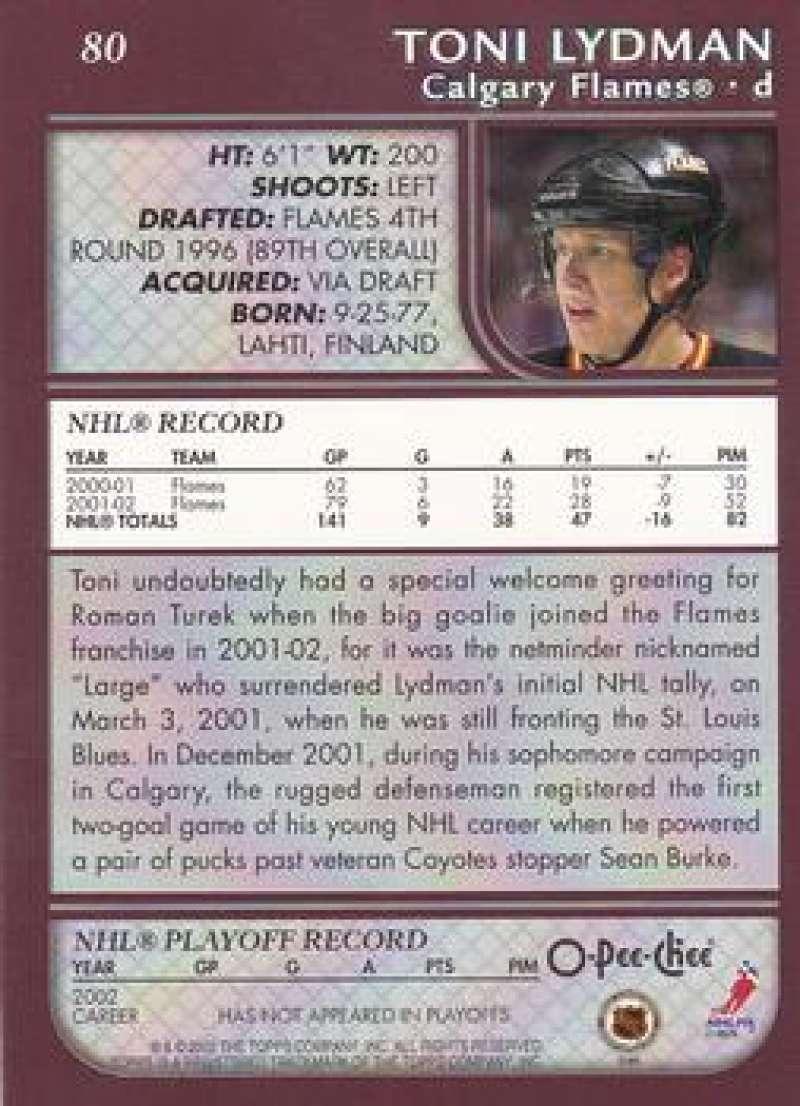 2002-03-O-Pee-Chee-02-03-OPC-NHL-Hockey-Trading-Cards-Pick-From-List-1-200 Indexbild 146