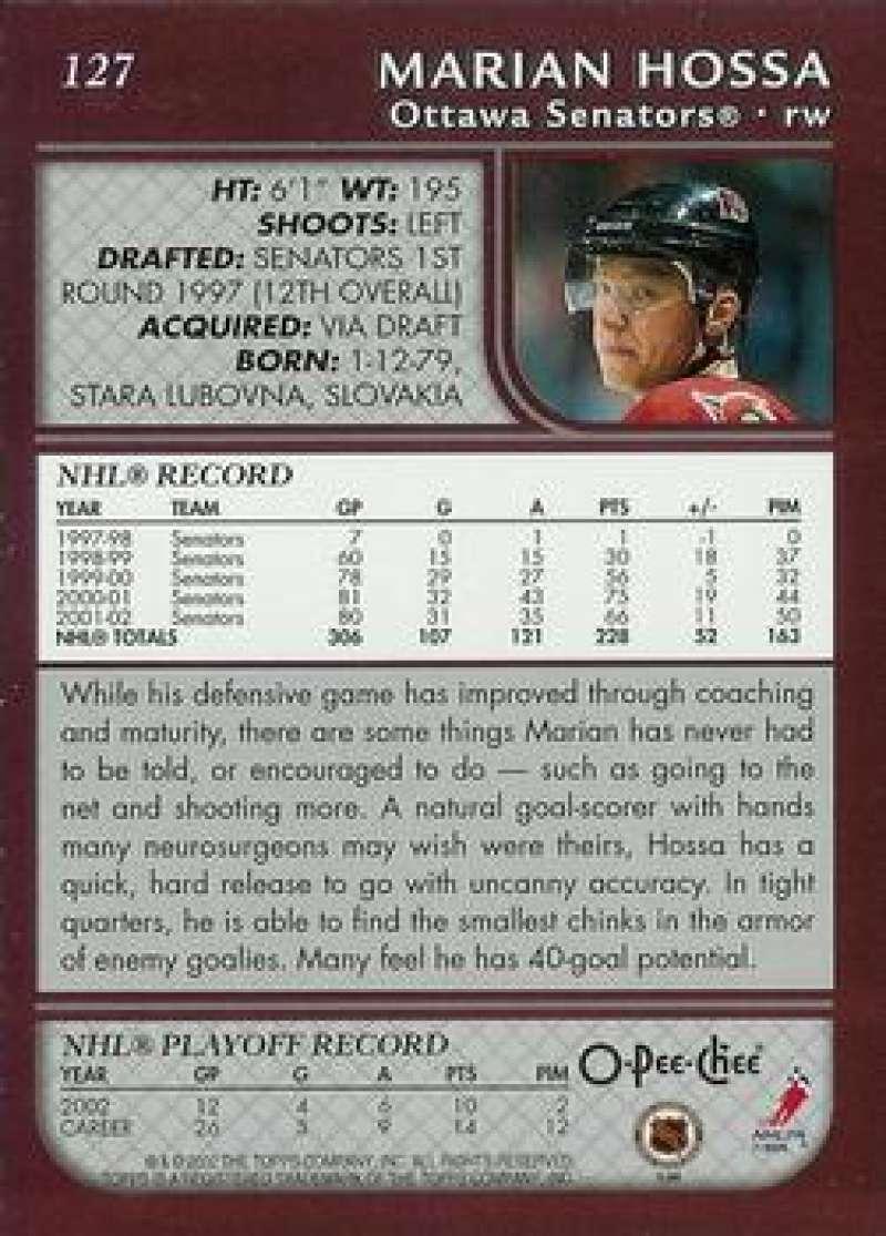 2002-03-O-Pee-Chee-02-03-OPC-NHL-Hockey-Trading-Cards-Pick-From-List-1-200 Indexbild 234