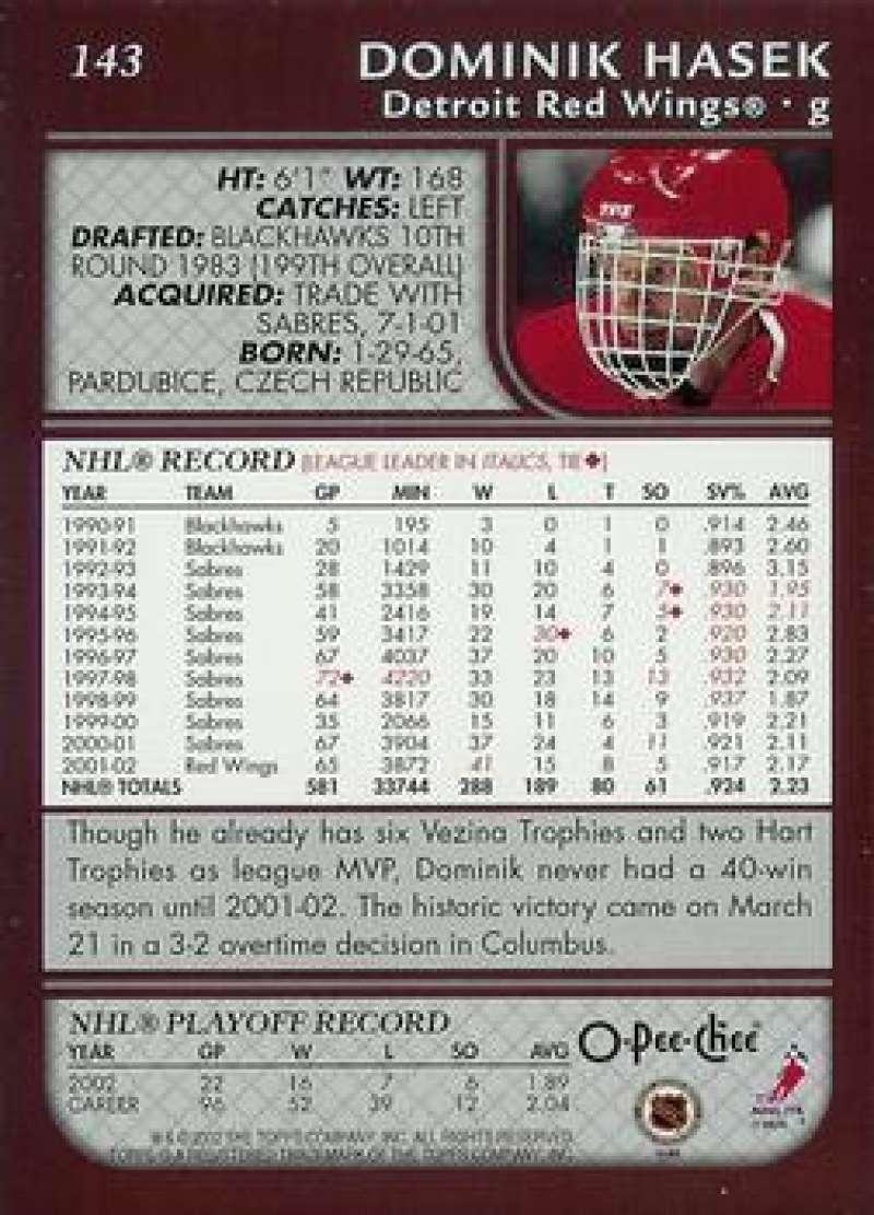 2002-03-O-Pee-Chee-02-03-OPC-NHL-Hockey-Trading-Cards-Pick-From-List-1-200 Indexbild 262