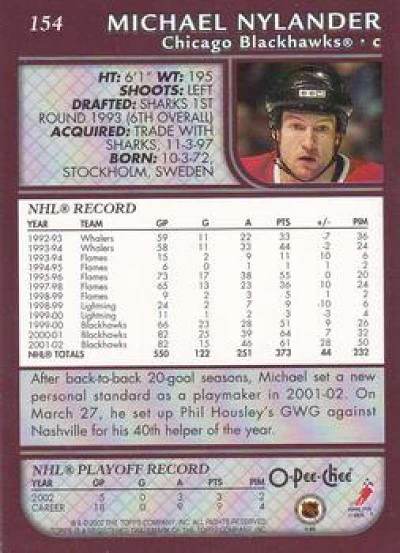 2002-03-O-Pee-Chee-02-03-OPC-NHL-Hockey-Trading-Cards-Pick-From-List-1-200 Indexbild 284