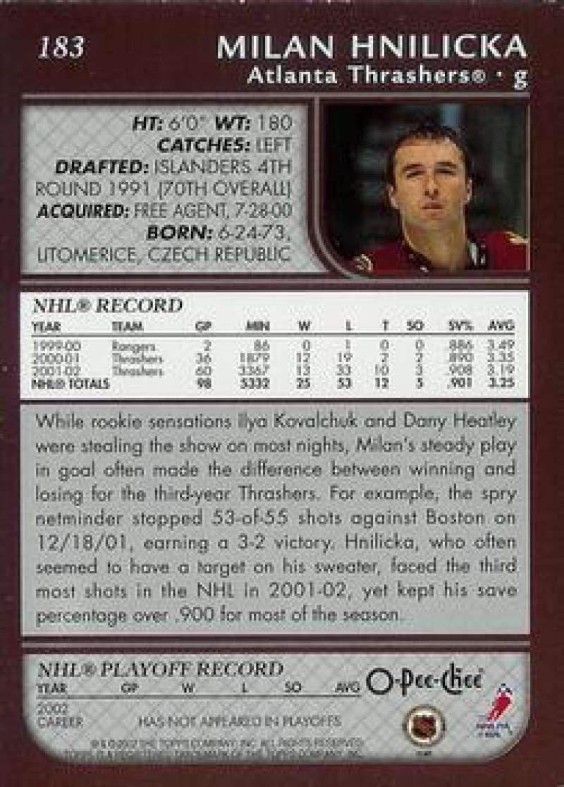 2002-03-O-Pee-Chee-02-03-OPC-NHL-Hockey-Trading-Cards-Pick-From-List-1-200 Indexbild 340