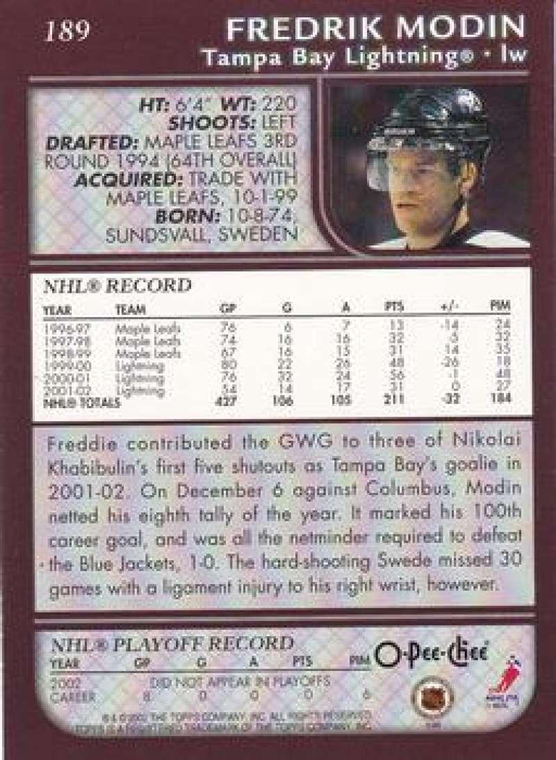 2002-03-O-Pee-Chee-02-03-OPC-NHL-Hockey-Trading-Cards-Pick-From-List-1-200 Indexbild 350
