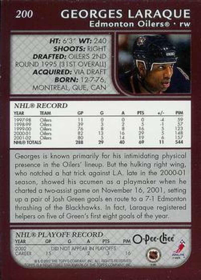 2002-03-O-Pee-Chee-02-03-OPC-NHL-Hockey-Trading-Cards-Pick-From-List-1-200 Indexbild 372