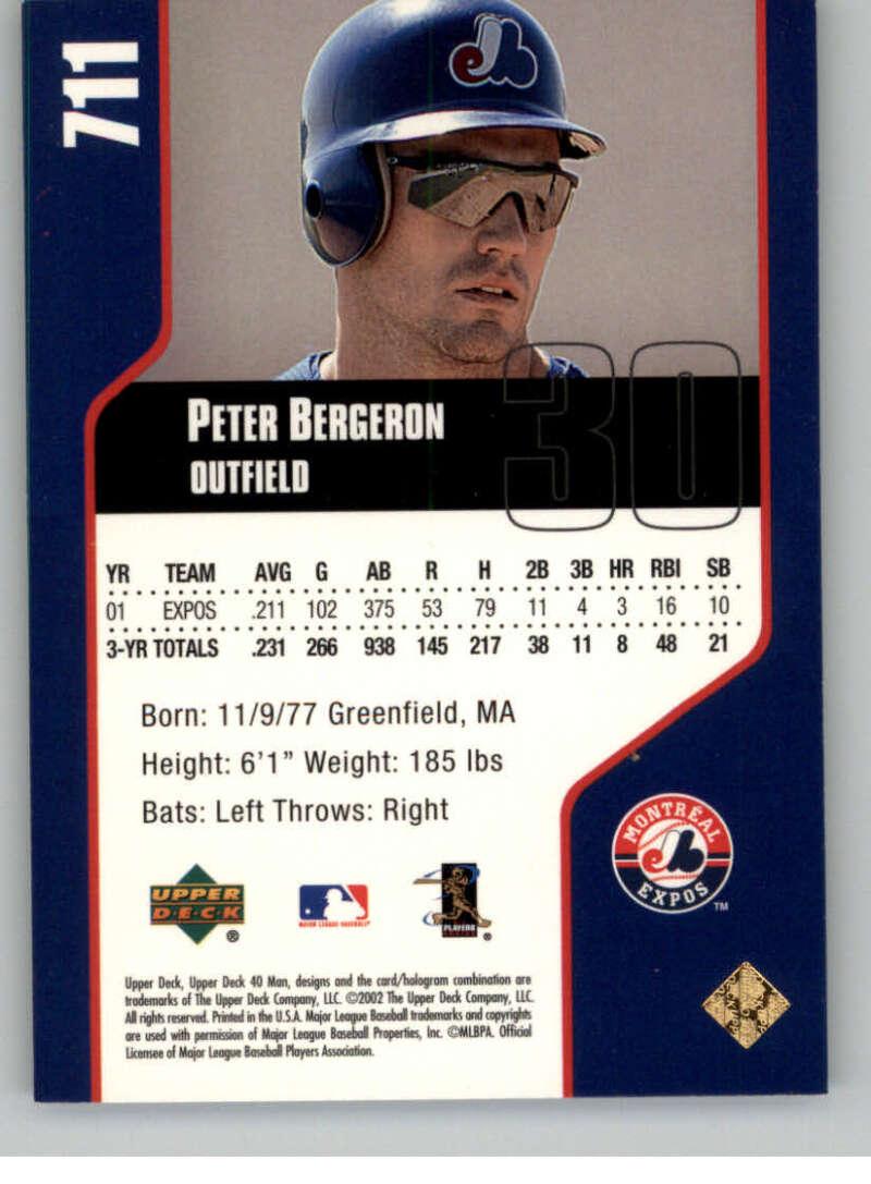 thumbnail 20 - 2002 Upper Deck 40-Man Electric MLB Baseball Cards Pick From List 601-800