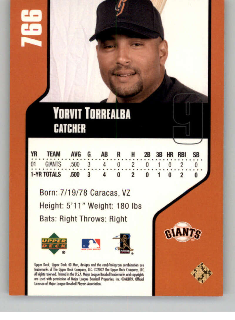 thumbnail 32 - 2002 Upper Deck 40-Man Electric MLB Baseball Cards Pick From List 601-800