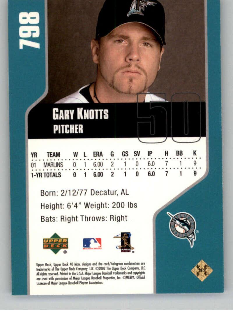thumbnail 40 - 2002 Upper Deck 40-Man Electric MLB Baseball Cards Pick From List 601-800