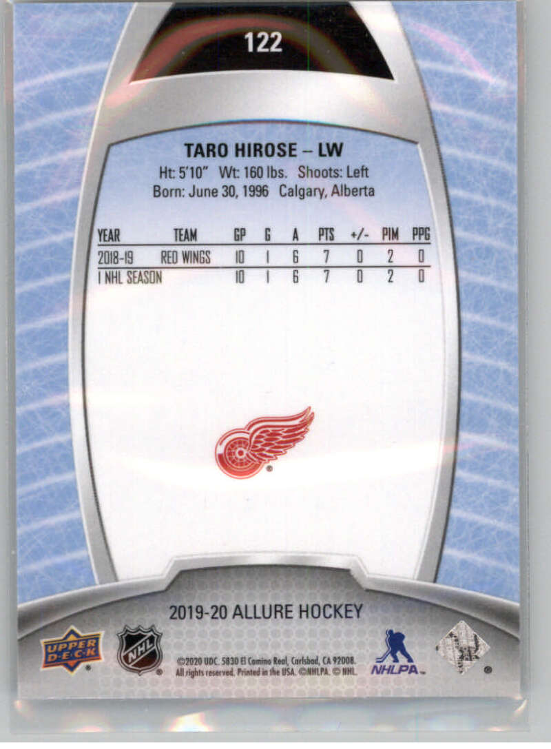 miniature 216 - 2019-20-Upper-Deck-Allure-19-20-UD-NHL-Hockey-Trading-Cards-Pick-From-List