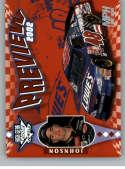 2002 Wheels High Gear MPH #70 Jimmie Johnson NM-MT