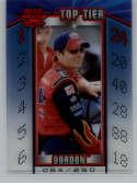 2002 Wheels High Gear Top Tier Numbered #TT1 Jeff Gordon NM-MT