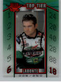 2002 Wheels High Gear Top Tier Numbered #TT6 Bobby Labonte NM-MT