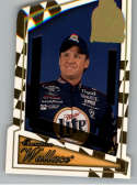 2001 Press Pass Premium Gold #56 Rusty Wallace CC NM-MT