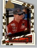 2001 Press Pass Premium Gold #59 Dale Earnhardt Jr. CC NM-MT
