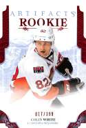 2017-18 Upper Deck Artifacts Ruby #174 Colin White NM-MT /399