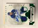 2017-18 Upper Deck Artifacts Autographed Material Emerald #16 Morgan Rielly NM-MT MEM Auto 01/25 Maple Leafs