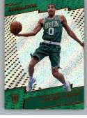 2017-18 Panini Revolution #121 Jayson Tatum RC Rookie Celtics Rookie