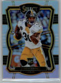 2017 Panini Select Silver Prizm #196 James Conner Premier Level NM-MT