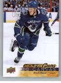 2017-18 Upper Deck Canvas #C223 Brock Boeser Canucks