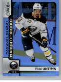 2017-18 O-Pee-Chee Rainbow Foil #646 Viktor Antipin Sabres Rookie Year RC From Upper Deck Series Two Packs