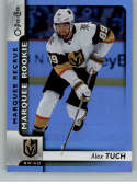 2017-18 O-Pee-Chee Rainbow Foil #650 Alex Tuch Rookie Year RC From Upper Deck Series Two Packs