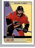 2017-18 O-Pee-Chee Retro #603 Jaromir Jagr Flames From Upper Deck Series Two Packs