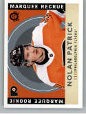 2017-18 O-Pee-Chee Retro #640 Nolan Patrick Flyers Rookie Year RC From Upper Deck Series Two Packs