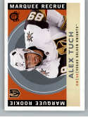 2017-18 O-Pee-Chee Retro #650 Alex Tuch Rookie Year RC From Upper Deck Series Two Packs
