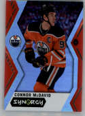 2017-18 Upper Deck Synergy Red Bounty #1 Connor McDavid NM-MT
