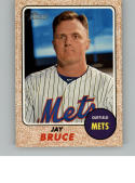 2017 Topps Heritage Mini #453 Jay Bruce NM-MT