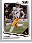 2018 Score #350 Josh Allen Wyoming Cowboys Rookie Football Card