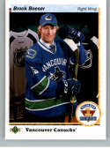 2017-18 SP Authentic 1990-91 Retro Draft Picks #RDP-BB Brock Boeser Vancouver Canucks