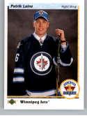2017-18 SP Authentic 1990-91 Retro Draft Picks #RDP-PL Patrik Laine Winnipeg Jets