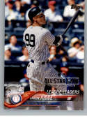 2018 Topps All-Star Edition #193 Aaron Judge New York Yankees