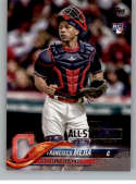 2018 Topps All-Star Edition #244 Francisco Mejia Cleveland Indians