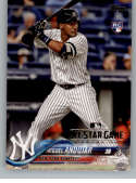 2018 Topps All-Star Edition #305 Miguel Andujar New York Yankees