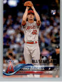 2018 Topps All-Star Edition #322 Parker Bridwell Los Angeles Angels