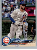 2018 Topps All-Star Edition #500 Kris Bryant Chicago Cubs