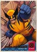 2018 Fleer Ultra X-Men X-Men 1992 #X4 Wolverine