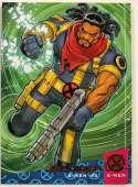 2018 Fleer Ultra X-Men X-Men 1992 #X9 Bishop