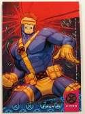 2018 Fleer Ultra X-Men X-Men 1992 Silver Foil #X2 Cyclops
