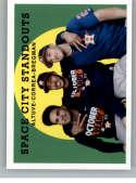 2018 Topps Archives Baseball #310 Alex Bregman/Jose Altuve/Carlos Correa Houston Astros Rare Short Print SP
