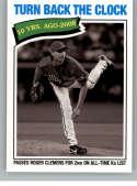 2018 Topps Archives Baseball #312 Randy Johnson Arizona Diamondbacks Rare Short Print SP
